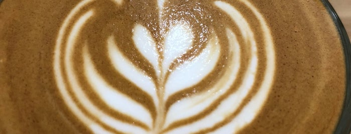 Onirii Coffee is one of Shanghai.