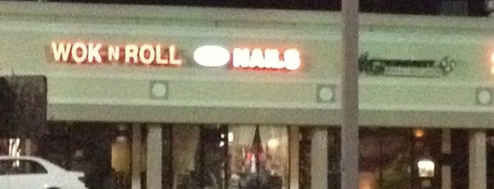 Wok N Roll is one of Norcross? Nah! Peachtree Corners....