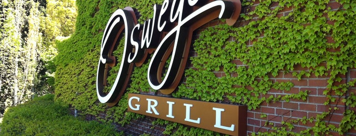 Oswego Grill is one of Alisa's Liked Places.