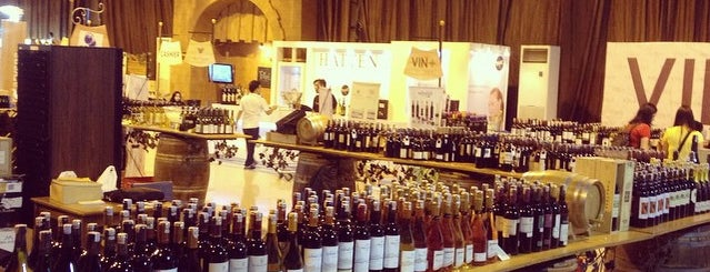 Wine & Cheese Expo is one of LOUNGE & BAR.