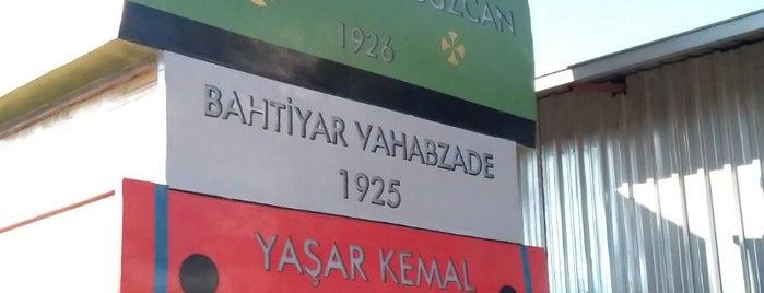 Çukurova Taş Heykel is one of สถานที่ที่ Caner ถูกใจ.