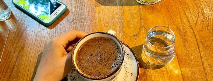 Galette Kuzguncuk is one of Coffee Shop.