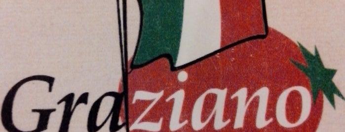 Graziano Pizzaria Gourmet is one of Meus Exclusivos Locais.