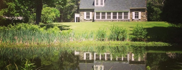 Eleanor Roosevelt National Historic Site is one of National Recreation Areas.