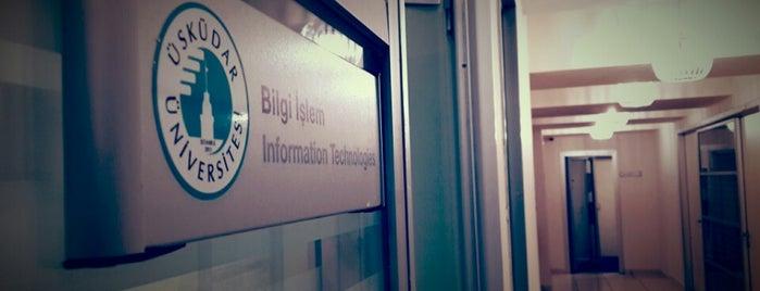 Üsküdar Üniversitesi Güney Yerleşkesi is one of SÜRÜCÜ KURSU http://www.ozsagyildirim.com/.