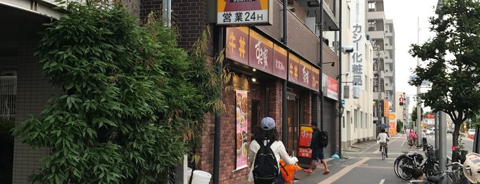 Sukiya is one of 大阪市城東区.