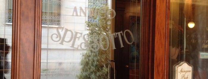 Ristorante Spessotto is one of Hôtel.