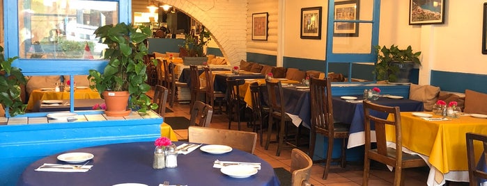 Takis Taverna is one of Vancouver Restaurants.