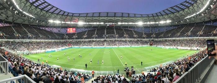 Volgogrado Arena is one of Lugares favoritos de Артем.