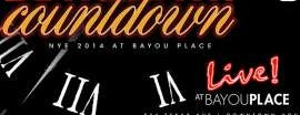 Live! At Bayou Place is one of New Years Eve 2014 Parties.