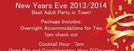 Days Inn is one of New Years Eve 2014 Parties.