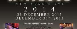 Ivy Nightclub is one of New Years Eve 2014 Parties.