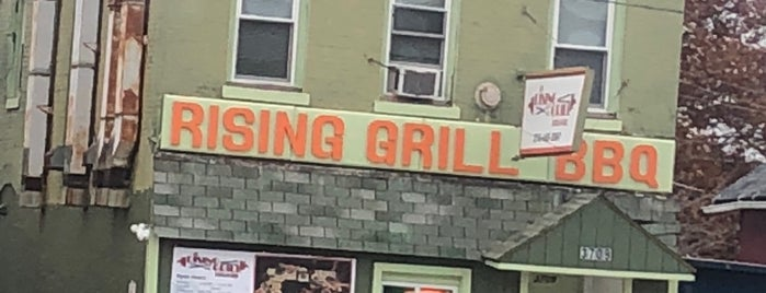 Rising Grill is one of Cleveland To Do.