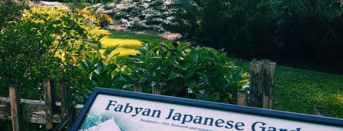 Fabyan Villa Museum and Japanese Garden is one of Frank Lloyd Wright.