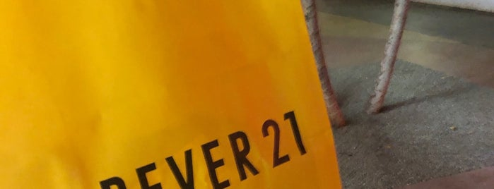 Forever 21 is one of Brazil in Miami 2013.