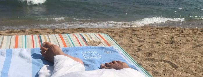 Le Palme Beach Club is one of Puglia et Basilicata.