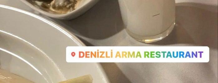 Arma Restaurant is one of Gznfr'ın Beğendiği Mekanlar.
