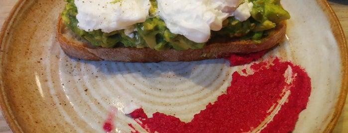 The Attendant is one of Breakfast/Brunch in London.