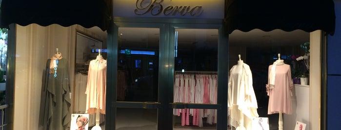 Berva Giyim Florya is one of Giyim.