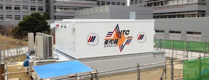 奈良先端大 コンテナ型データセンター is one of IDC JP.