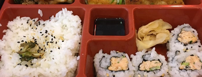 Oi Sushi is one of Lieux qui ont plu à Carlos.