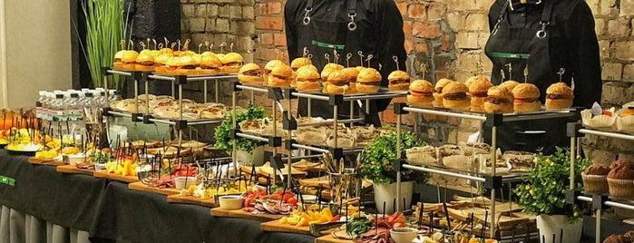 UNIT.cafe is one of Список Х.