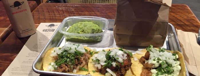 Otto's Tacos is one of new york tur.