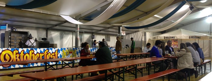 Oktoberfest Las Rozas is one of Cervecerías www.thebeerclub.es.