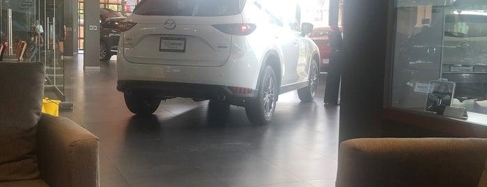 Mazda Serdán is one of Tempat yang Disukai Tania.