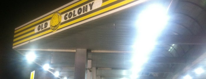 Old Colony is one of Tempat yang Disukai TJ.