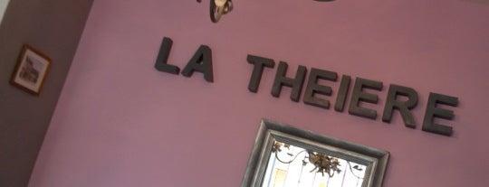 La Theiere is one of lugares para conhecer.