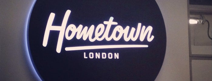 Hometown London is one of Charlotte 님이 좋아한 장소.