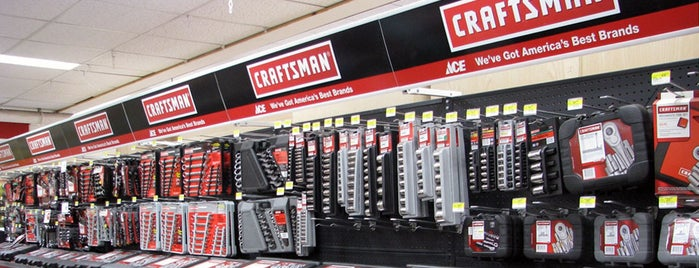 Ace Hardware is one of Lugares guardados de Bo Min.