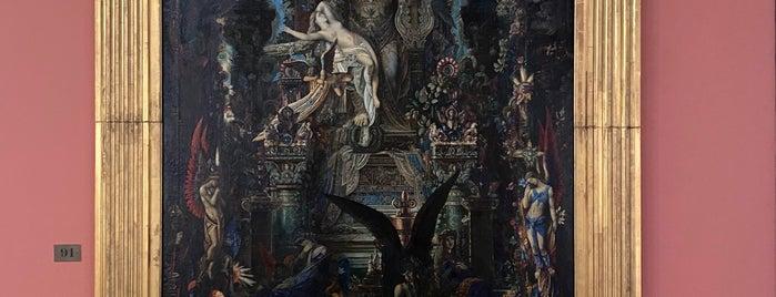 Musée National Gustave-Moreau is one of Natale a Parigi.