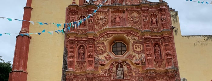 Iglesia Misión Landa is one of Orte, die Vann gefallen.
