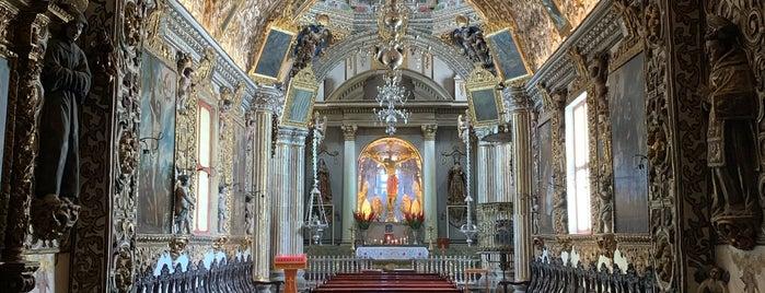 Capilla del Señor de Tlacolula is one of Oaxaca Básico.
