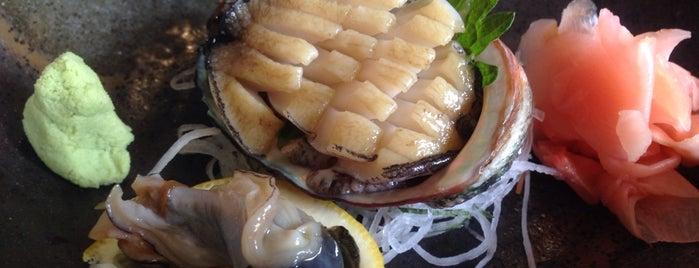 Sushi Shiono is one of My Big Island.