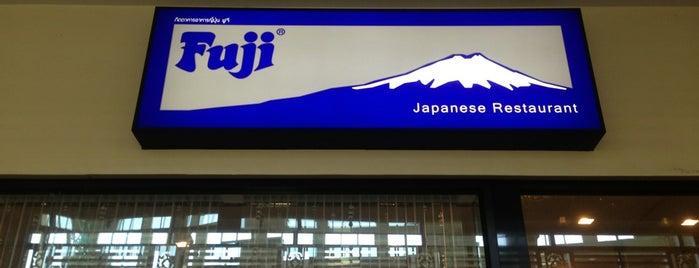 Fuji is one of On the Hua Hin.
