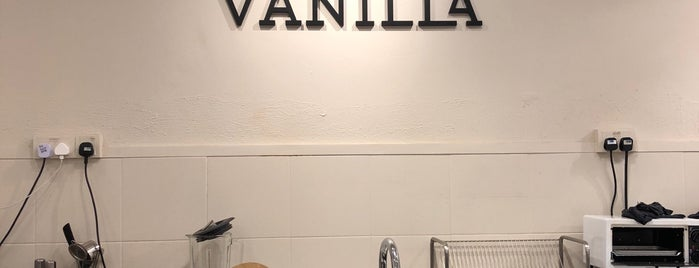 Cafe By Plain Vanilla is one of Bakeries.