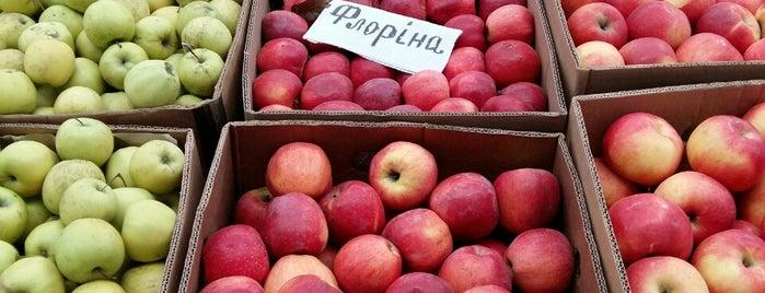 РАЦ «Шувар» / Shuvar market is one of Lieux qui ont plu à Илья.