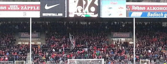 Schwarzwald-Stadion is one of International Sports~Part 1....