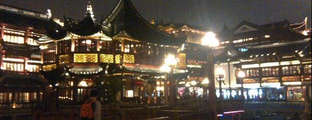 Yu Garden is one of A week in Shanghai.