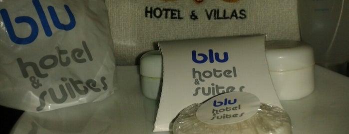 Blu Suits Y Motel is one of Orte, die Omar gefallen.