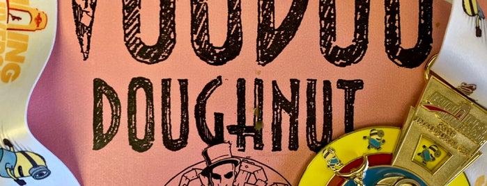 Voodoo Doughnut Universal CityWalk Hollywood is one of Los Angeles.