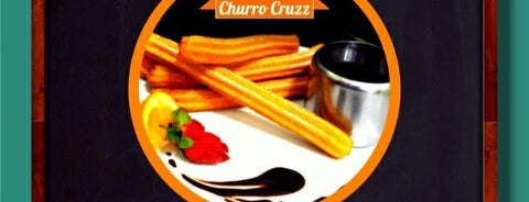 Churro Cruzz is one of Tempat yang Disukai Ammyta.