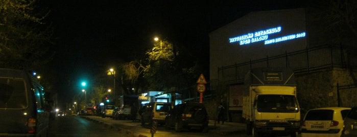 Manyasizade Caddesi is one of Locais salvos de safia.