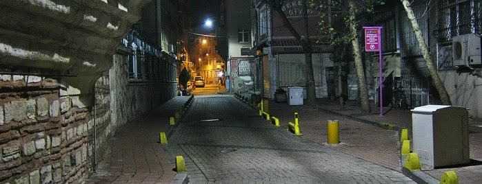 İsmailağa Camii is one of Locais salvos de safia.