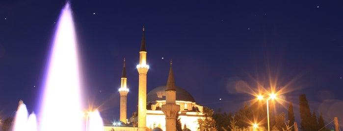 Çukurbostan Parkı is one of Locais salvos de safia.