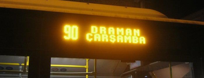 Draman is one of Locais salvos de safia.