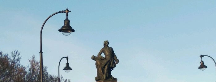 Памятник Петру I is one of Выборг (Vyborg).